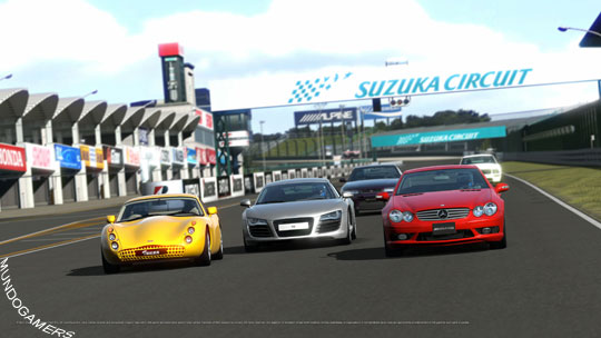 Cheat Kode Gran Turismo 4 Update